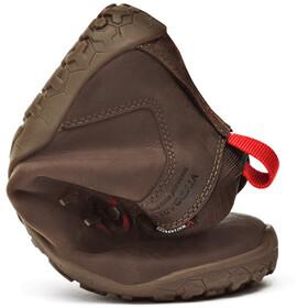 Vivobarefoot Tracker FG Scarpe in pelle Uomo, dark brown
